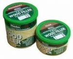 Everbuild High Performance 2 part Wood Fillers